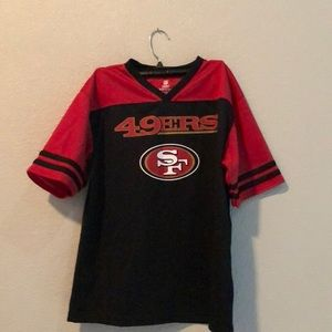 49ers youth jersey